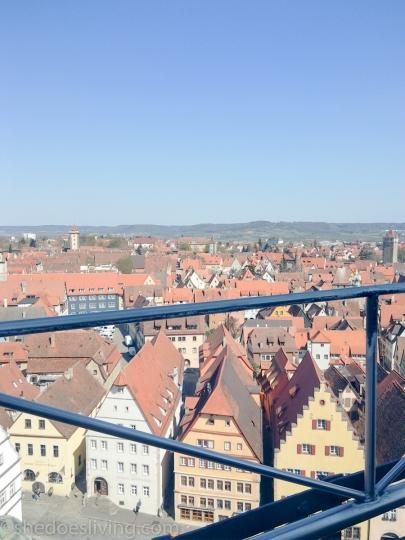 rothenburg ob der tauber tower1