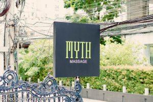 Myth, Bangkok - Front