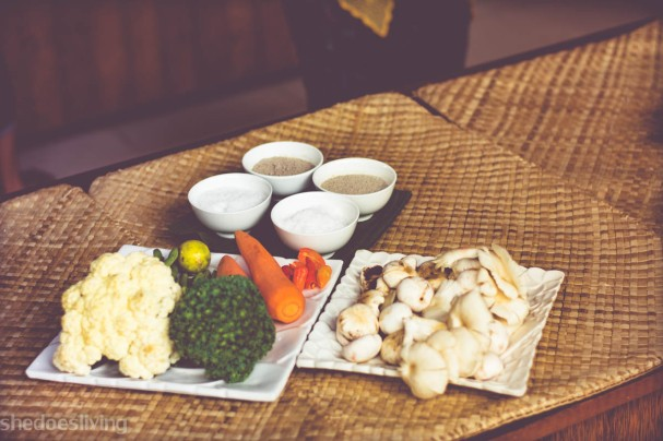 Paon cooking school, Bali